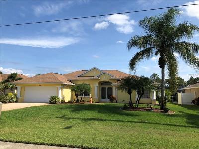 Rotonda West Single Family Home For Sale: 1001 Boundary Boulevard