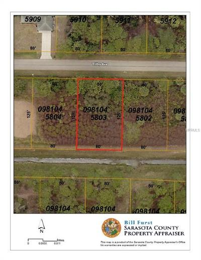 Residential Lots & Land For Sale: Trilby Avenue
