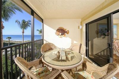 Charlotte County Condo For Sale: 5700 Gulf Shores Drive #c-343