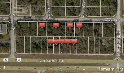 Port Charlotte Residential Lots & Land For Sale: 660 Tamiami Trail