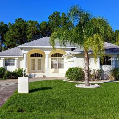 Rotonda West Single Family Home For Sale: 76 Pine Valley Court