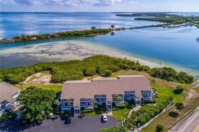 Boca Grande Condo For Sale: 6000 Boca Grande Causeway #D39