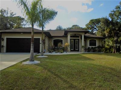 Port Charlotte Single Family Home For Sale: 245 Tazewell Drive