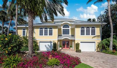 Englewood, Boca Grande Single Family Home For Sale: 9840 NW Gasparilla Pass Boulevard NW