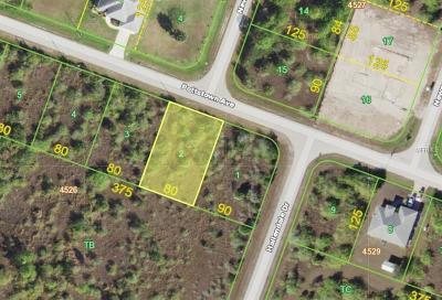 Port Charlotte Residential Lots & Land For Sale: 15297 Pottstown Avenue