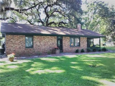 Floral City Single Family Home For Sale: 6619 S Merleing Loop