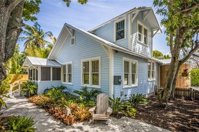 Boca Grande Single Family Home For Sale: 260 Tarpon Avenue