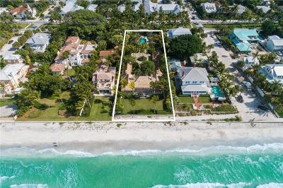 Boca Grande FL Single Family Home For Sale: $12,750,000