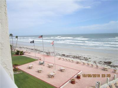 Daytona Condo For Sale: 935 S Atlantic Avenue #146
