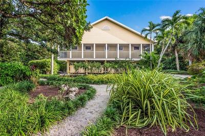 Englewood, Boca Grande Single Family Home For Sale: 170 Palm Avenue