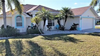 Rotonda West Single Family Home For Sale: 636 Boundary Boulevard