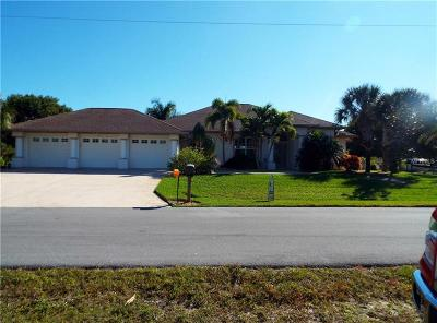 Port Charlotte Single Family Home For Sale: 15504 Avery Road
