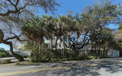 Boca Grande, Englewood Single Family Home For Sale: 6840 Manasota Key Road