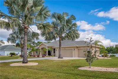 Rotonda, Rotonda West, Rotonda Lakes Single Family Home For Sale: 206 Rotonda Boulevard N
