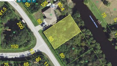 Englewood Residential Lots & Land For Sale: 6372 Blueberry Drive