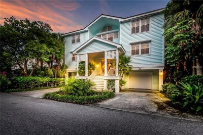 Boca Grande, Englewood Single Family Home For Sale: 517 Buttonwood Bay Drive