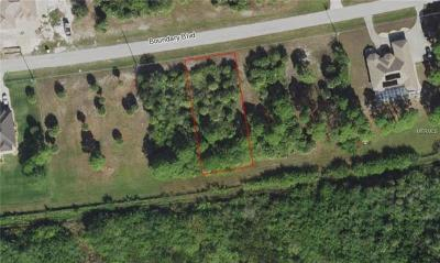 Rotonda West FL Residential Lots & Land For Sale: $34,000