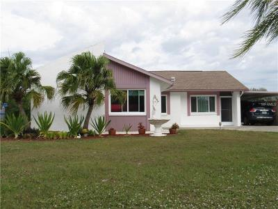 Englewood FL Single Family Home For Sale: $170,000