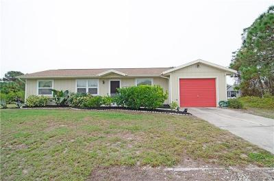 Single Family Home For Sale: 12165 Gulfstream Boulevard
