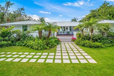 Boca Grande Single Family Home For Sale: 1701 17th Street W