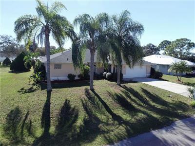 North Port Single Family Home For Sale: 4461 Baroda Avenue