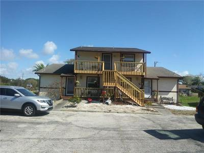 Placida, Englewood Multi Family Home For Sale