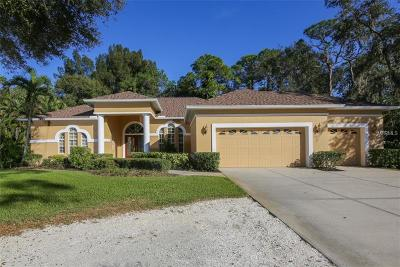 Single Family Home For Sale: 2685 Manasota Beach Road Road