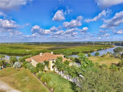 Englewood, Port Charlotte, Punta Gorda, Rotonda, Rotonda West Single Family Home For Sale: 7440 Riverside Drive