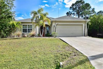Rotonda West Single Family Home For Sale: 117 Beau Rivage Drive