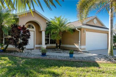 Rotonda, Rotonda West, Rotonda Lakes Single Family Home For Sale: 99 Fairway Road
