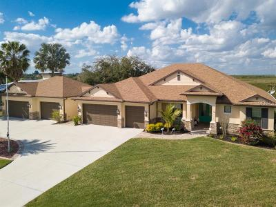 Punta Gorda Single Family Home For Sale: 7930 Riverside Drive