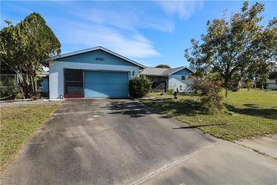 Port Charlotte Sec 93, Port Charlotte Sec 066, Port Charlotte Sec 095 Single Family Home For Sale: 6314 Drude Court