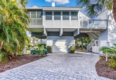 Boca Grande, Englewood Single Family Home For Sale: 5000 Gasparilla Road #VH08