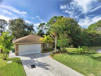 Rotonda, Rotonda West, Rotonda Lakes Single Family Home For Sale: 107 Spur Drive