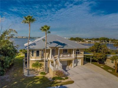 Englewood, Port Charlotte, Punta Gorda, Rotonda, Rotonda West Single Family Home For Sale: 1636 & 1626 New Point Comfort Road