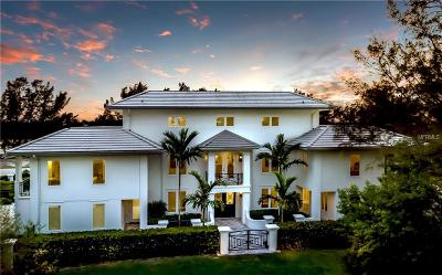 Boca Grande Single Family Home For Sale: 10000 Gasparilla Pass Boulevard