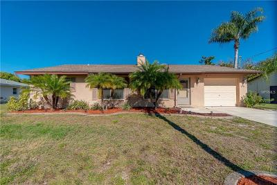 Single Family Home For Sale: 6246 Rosewood Drive