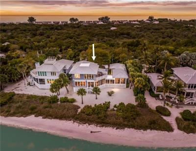 Boca Grande, Englewood Single Family Home For Sale: 459 Blue Teal Drive