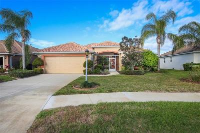 North Port Single Family Home For Sale: 2899 Royal Palm Drive