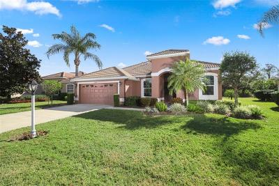 North Port Single Family Home For Sale: 1896 Coconut Palm Circle