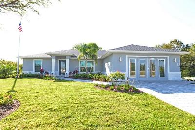 Port Charlotte Sec 93, Port Charlotte Sec 066, Port Charlotte Sec 095 Single Family Home For Sale: 13361 S Access Road