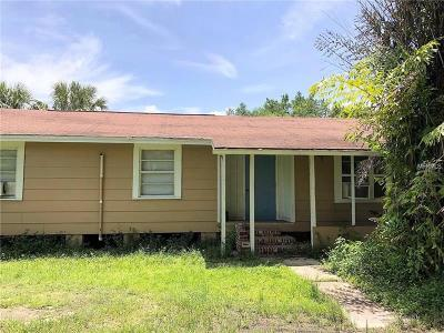 Single Family Home For Sale: 1616 Charlana Street