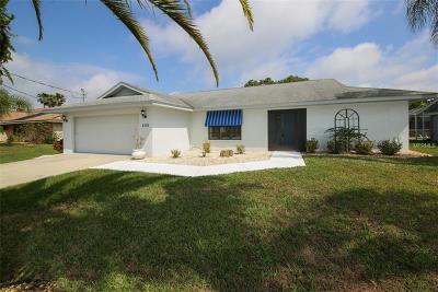 Rotonda West Single Family Home For Sale: 205 Mark Twain Lane