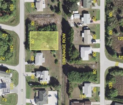 Englewood Residential Lots & Land For Sale: 6390 Spinnaker Boulevard