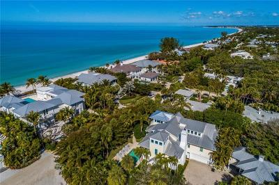 Boca Grande, Englewood Single Family Home For Sale: 2021 20th Street W