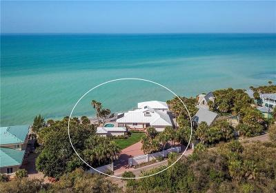 Englewood Single Family Home For Sale: 7160 Manasota Key Road