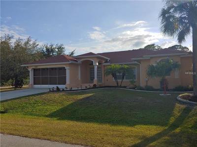Port Charlotte FL Single Family Home For Sale: $389,900