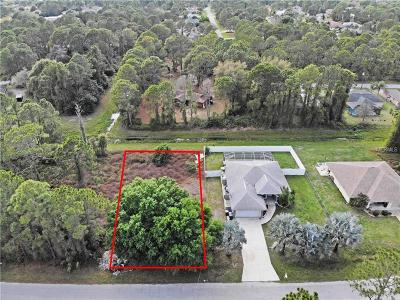North Port Single Family Home For Sale: 7539 Battalla Road