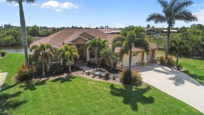 Port Charlotte Single Family Home For Sale: 9540 Applin Circle