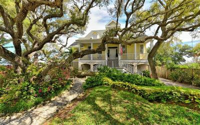 Englewood Single Family Home For Sale: 6415 Manasota Key Road